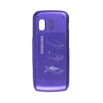 OEM Samsung M540 Rant Standard Battery Door - Purple