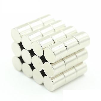 Neodym Magnet 3 x 3 mm Scheibe N35 - 5 Stück