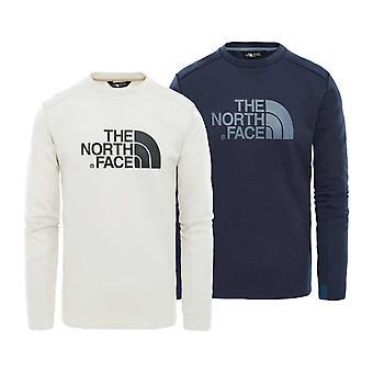 The North Face Mens Vista Tek Long Sleeve Graphic Crew