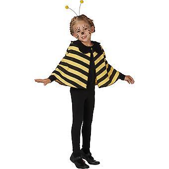 Bijen Cape kinderen mantel kostuum voor meisjes