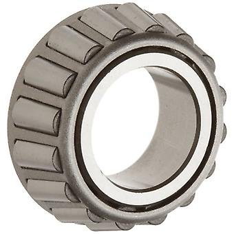 Timken 14136A Tapered Roller Bearing, Single Cone, Standard Tolerance, Straight Bore, Steel, Inch, 1.3750