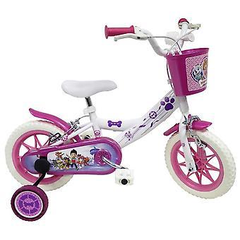 Bicycle Girl 12-inch Paw Patrol Skye
