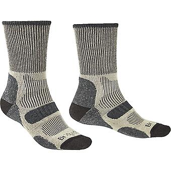 Bridgedale Mens Hike Lightweight Coolmax Walking Socks