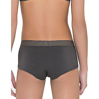 Boobs & Bloomers 30.33.0042-092 Girl's Anny Dark Grey Spotted Brief