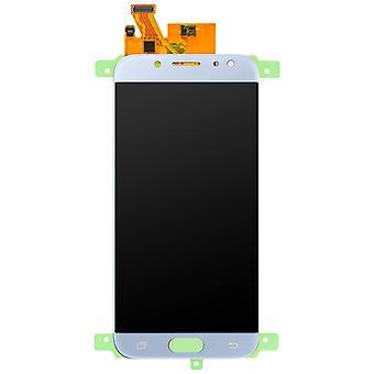 Części zamienne LCD z ekranem dotykowym dla Galaxy J7 2017 - niebieski