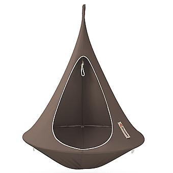 5 Cacoon-Single-Taupe-1 m-Nest swing
