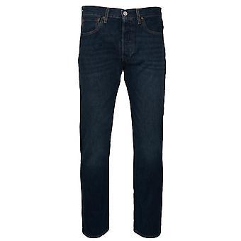 Levi's®  Levis 501 'Dark Hour' Straight Leg Jean