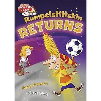 Rumpelstiltskin Returns by Maggie Pearson - 9781445107820 Book