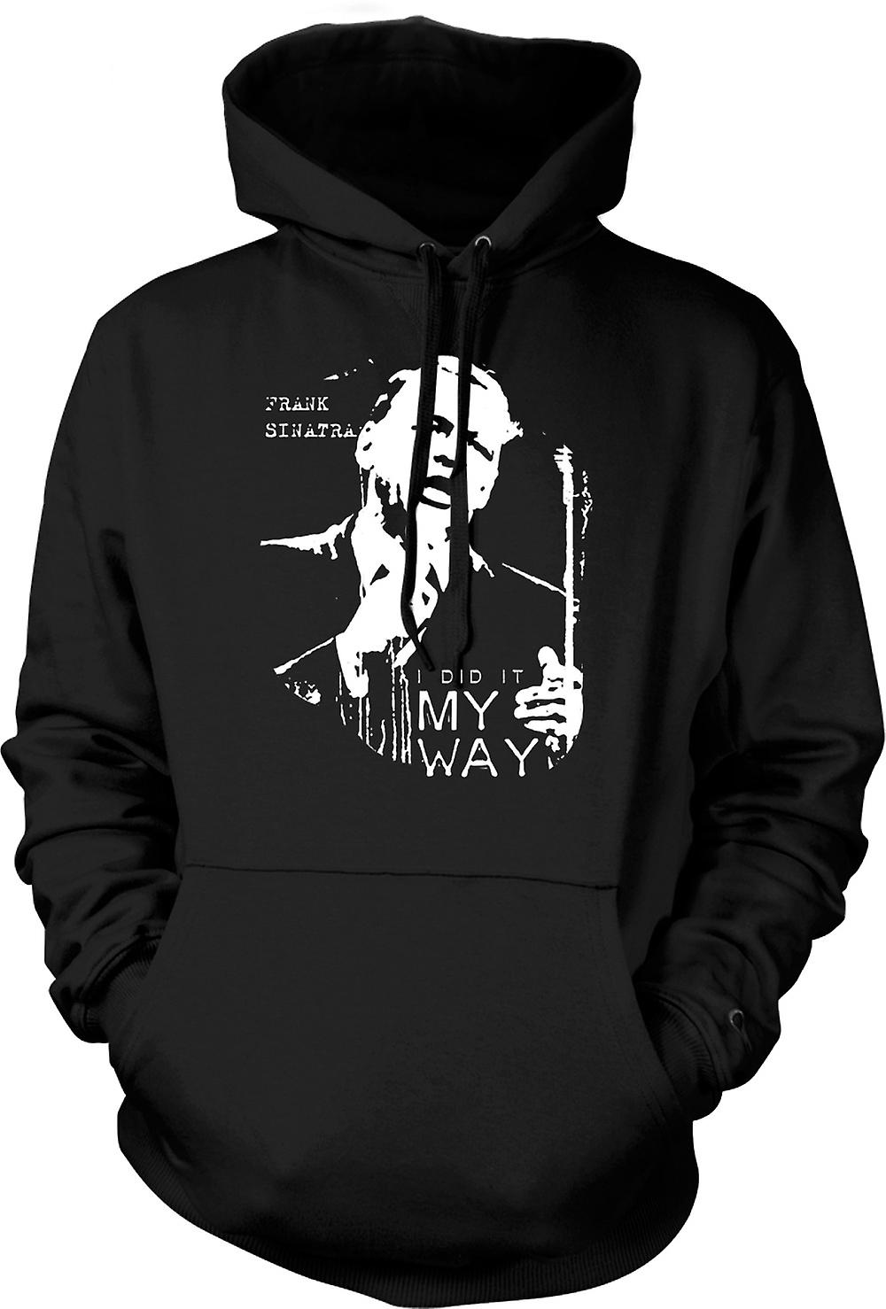 Kids Hoodie - Frank Sinatra My Way - Swing