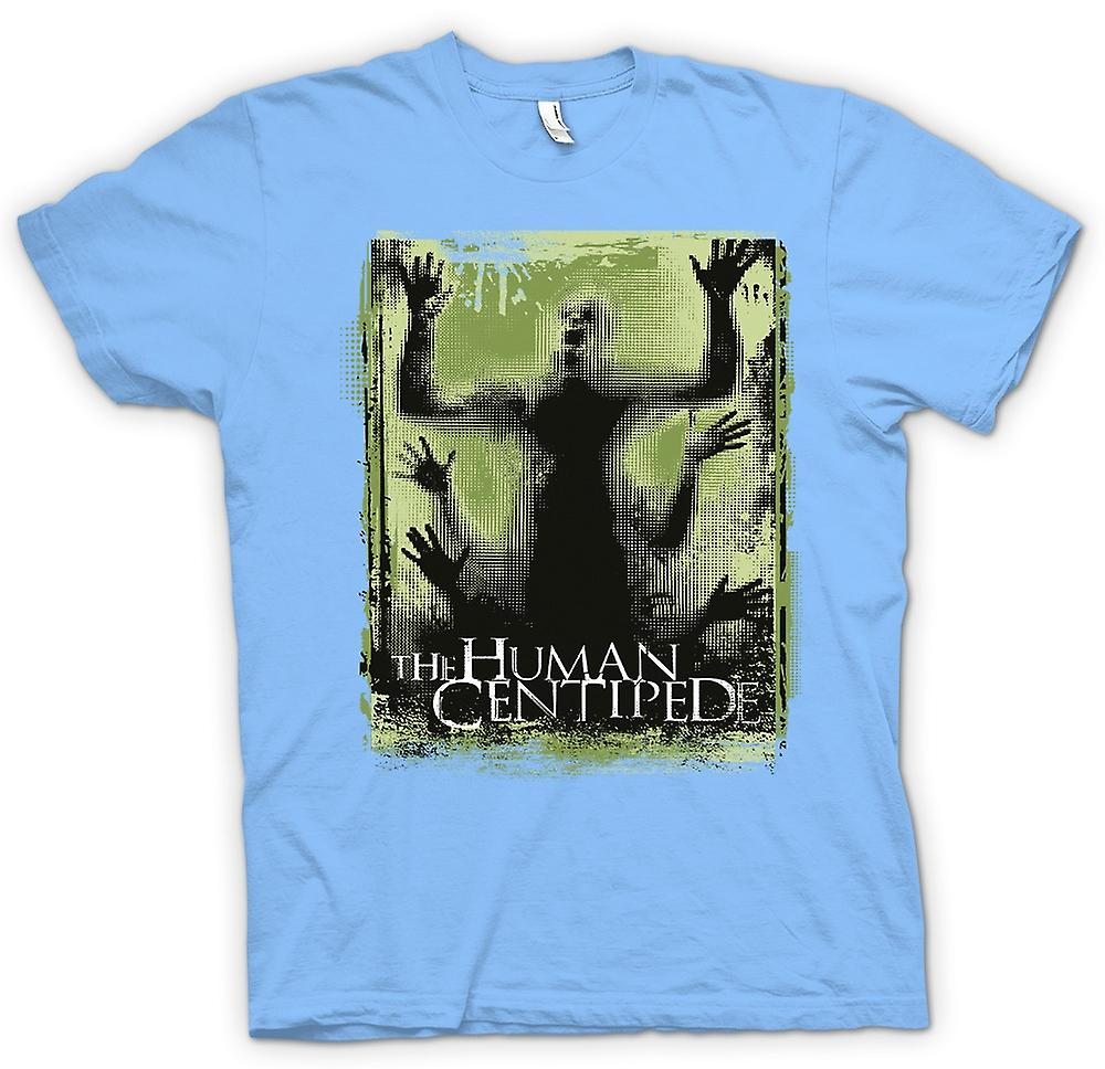 Mens T-shirt - The Human Centipede - Movie