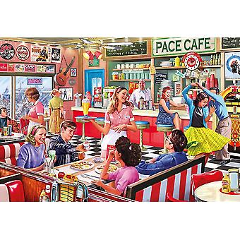 Gibsons Movers & Shakers Jigsaw Puzzle (500 pieces)