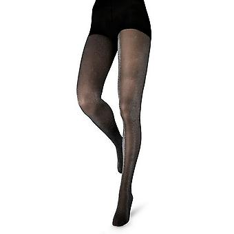 Couture Womens/Ladies Glitter Opaque Tights (1 pair)