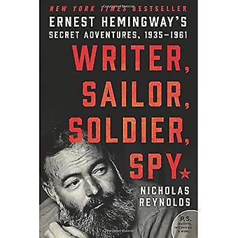 Scrittore, marinaio, soldato, Spy
