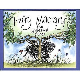 Hairy Maclary: cinco histórias Lynley Dodd (Viking Kestrel livros de imagens)