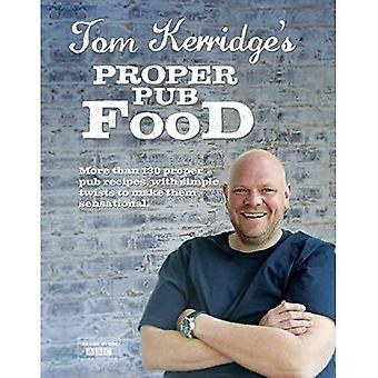 Comida de Pub apropiado de Tom Kerridge