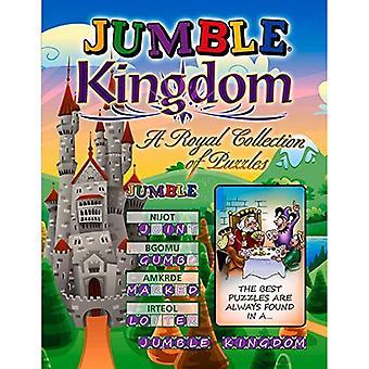 Jumble(r) Kingdom: A Royal Collection of Regal Puzzles (Jumbles(r))