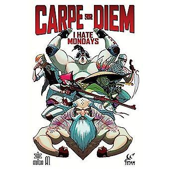 A1 Présente le livre Carpe Diem One: Je déteste les lundis