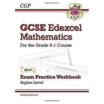 Nuevo matemáticas GCSE Edexcel examen práctica libro: Más alto - para el grado 9-1 curso (incluye respuestas)