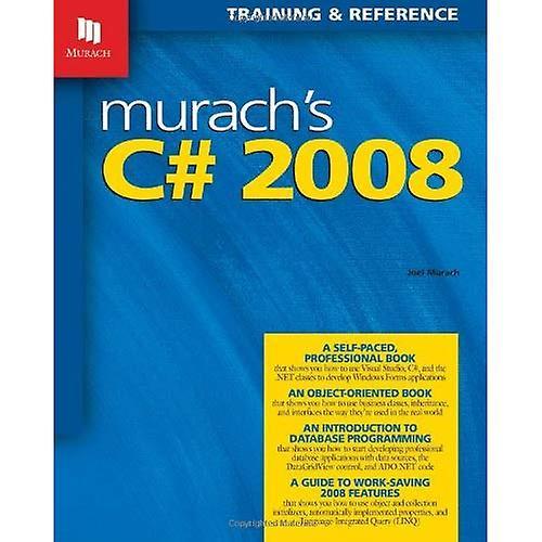 Murach&s C  2008 (Training & Reference) (Murach  Training & Reference)