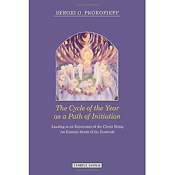 The Cycle of the Year as a Path of Initiation Leading to an Experience of the Christ Being: An Esoteric Study