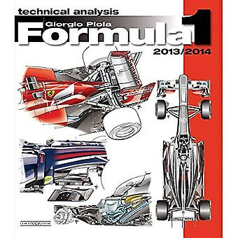 Formula 1 2013/2014: Technical Analyisis (Formula 1 World Championship Yearbook)
