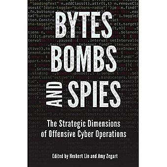 Byte, bomber och spioner: de strategiska dimensionerna av offensiv Cyber verksamhet
