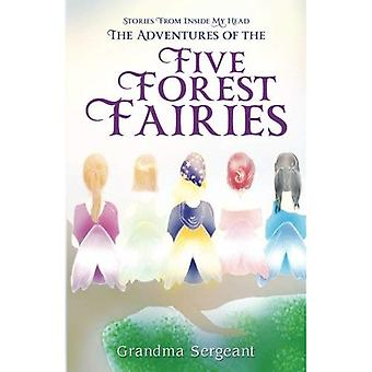 The Adventures of the Five� Forest Fairies: Stories from Inside my Head
