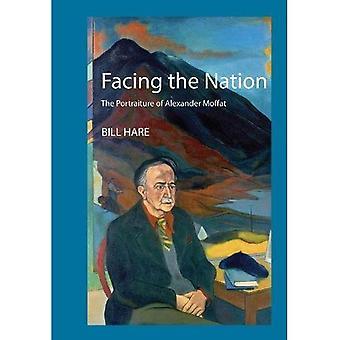 La nazione di fronte: il ritratto di Alexander Moffat