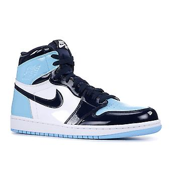 Air Jordan 1 Retro High Og 'Blue Chill' Womens -Cd0461-401 - Shoes