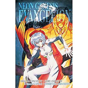 Neon Genesis Evangelion 3-in1 edição 2