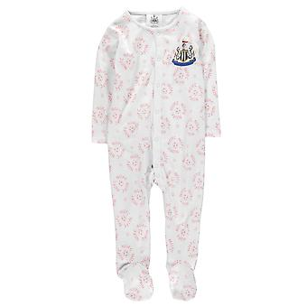 NUFC Kids Boys 4pc RomperSt Baby84 Rompers Sleep Suit