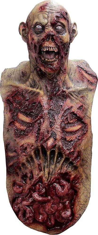 Masque et Zombie Latex main