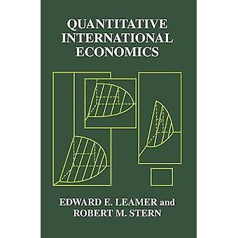 الكمية الاقتصاد الدولي من ستيرن آند روبرت