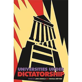 Universités sous la dictature de Connelly & John