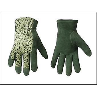 Kuny's Garden Split Cowhide Gloves  (One Size)