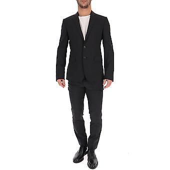 DSquared2 zwarte wol pak