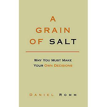 En nypa Salt av Romm & Daniel