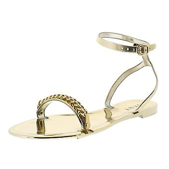 DKNY Womens Mona cheville-bracelet Open Toe occasionnels cheville Strap Sandals
