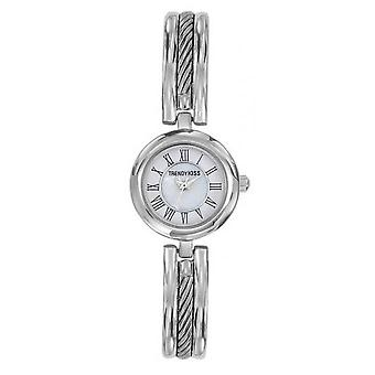 Watch Trendy Kiss watches TM10114-01 - watch metal silver Cable money woman