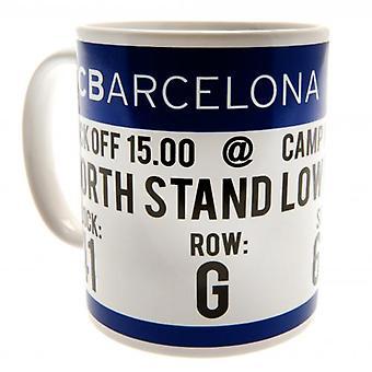 Barcelona krus MD