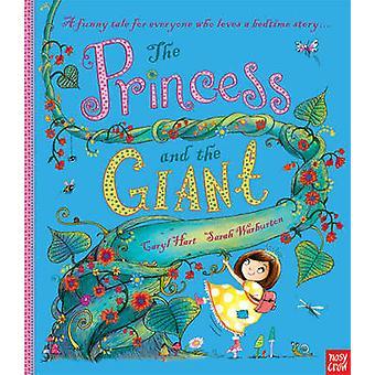 Prinsessan och jätten av Caryl Hart - Sarah Warburton - 97808576