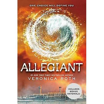 Allegiant by Veronica Roth - 9780062024077 Book
