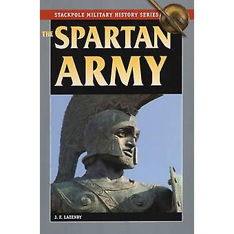 The Spartan Army by J F Lazenby - 9780811710848 Book