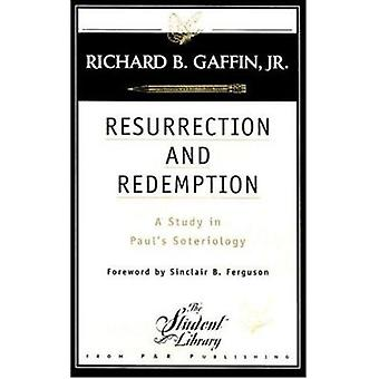 Resurrection and Redemption (2nd) by Richard B. Gaffin - 978087552271