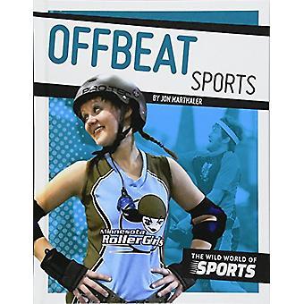 Offbeat Sports by Jon Marthaler - 9781532113666 Book