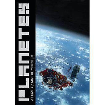 Planetes Omnibus Volume 1 by Makoto Yukimura - 9781616559212 Book