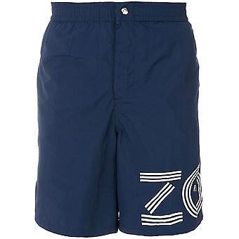 Kenzo Blue Polyester