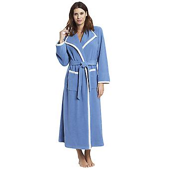 Feraud 3883157-11998 vrouwen ' s Smokey blauw gewaad Loungewear Bad dressing Gown