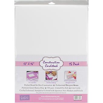Crafter's Companion Construction Cardstock 12
