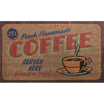 Aramis Natural Coffee Doormat (Home , Textile , Doormats)